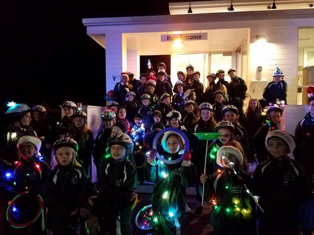freeport sparkle parade ending 2016