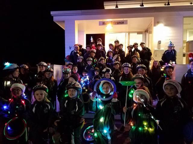 freeport sparkle parade ending 2016
